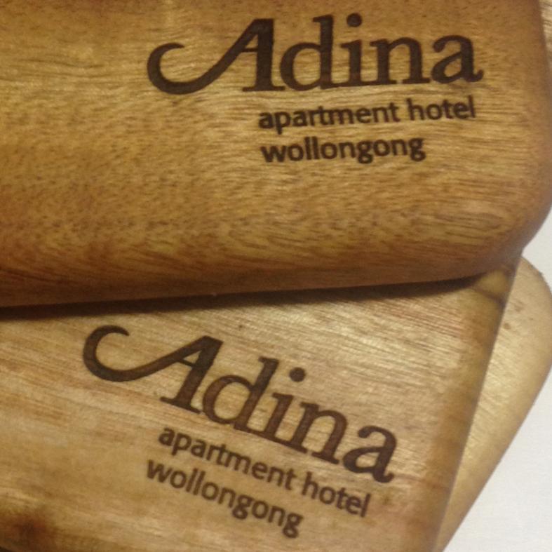 Adina Engraving