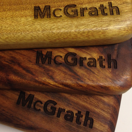 Mc Grath engraving