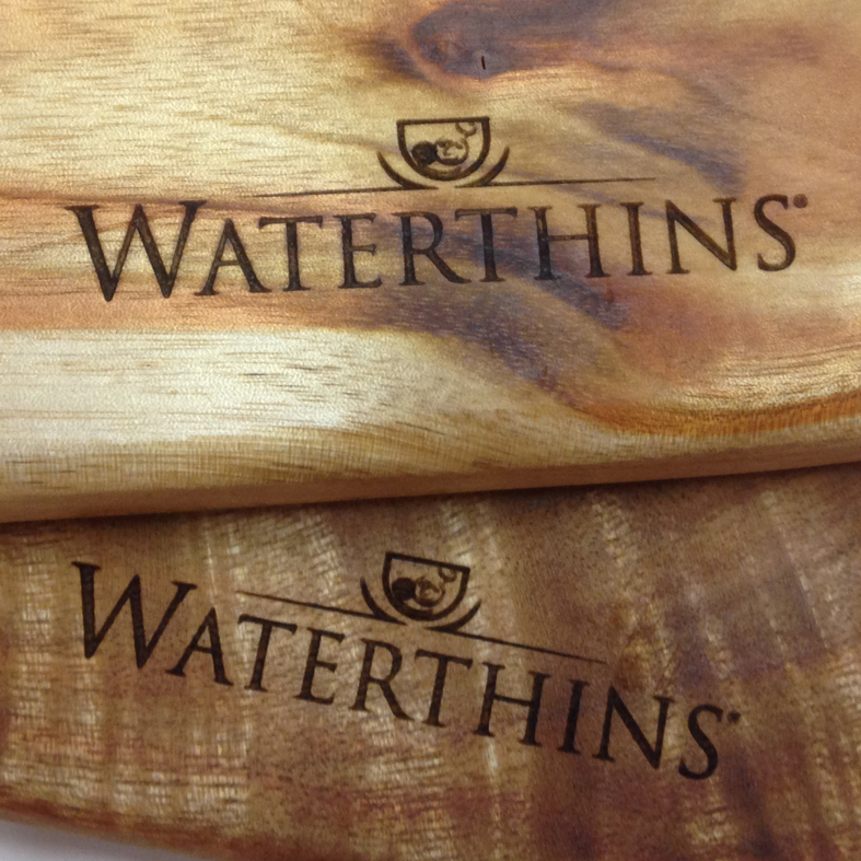 Waterthins engraving