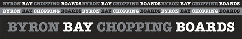 Byron Bay Chopping Boards