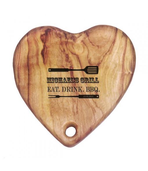 BBQ engraving