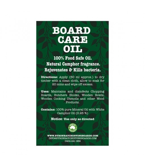 Board Care Oil 250mls