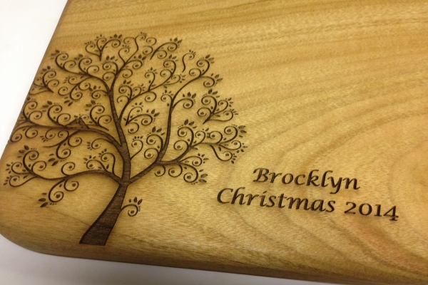 Christmas Engraving Ideas