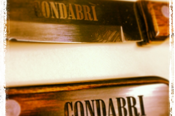 Engraved Steak Knives