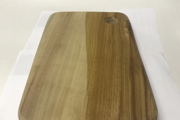 How to care for your chopping board with Board Care Oil