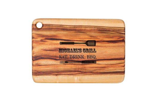 BBQ Engraving Now Available