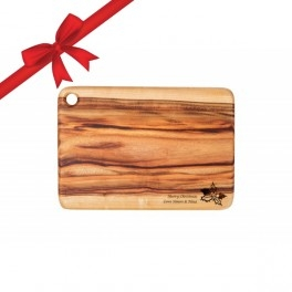 Personalised chopping boards for christmas
