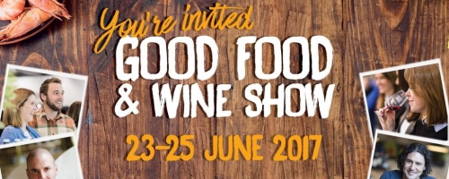 Good Food & Wine Show 2017
